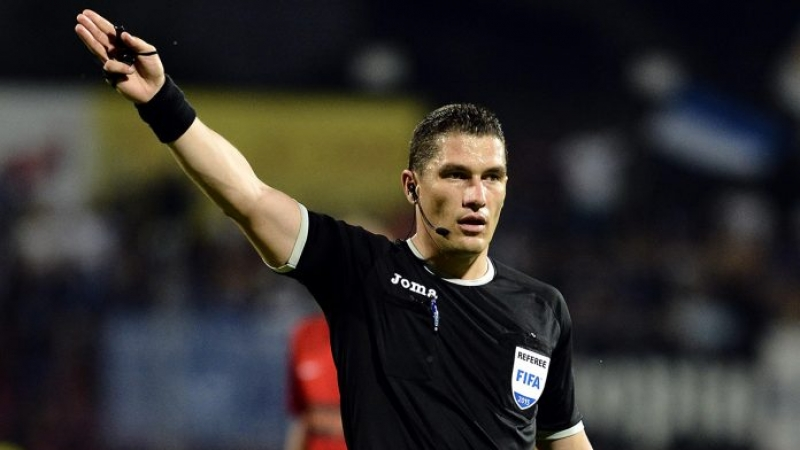Istvan Kovacs, promovat de UEFA in categoria Elite Class a arbitrilor